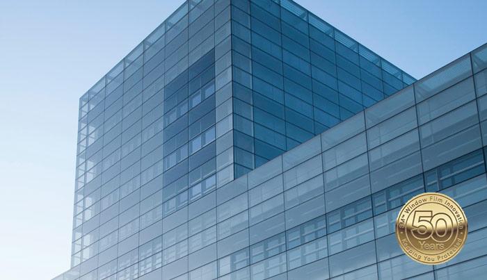 Film transparent pour vitre avec fonction anti UV, chaleur, isolation et de sécurité